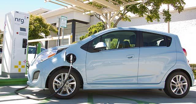 Spark-EV-Charging