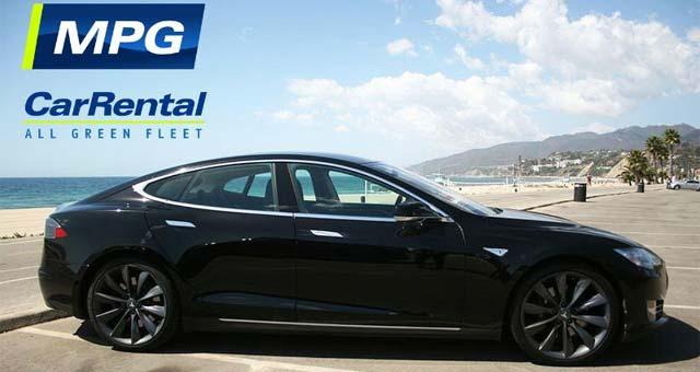 Tesla-Rental