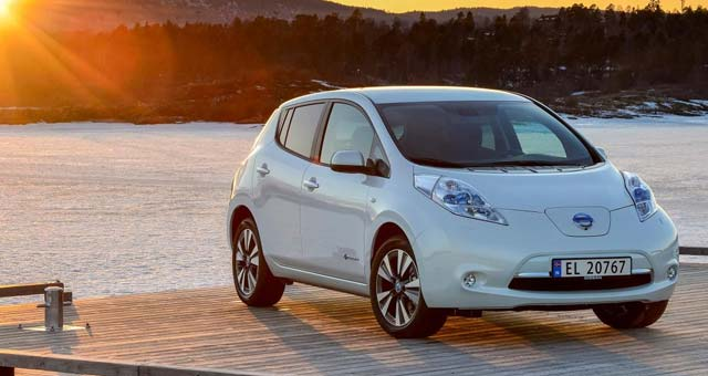 Nissan-LEAF-Norway
