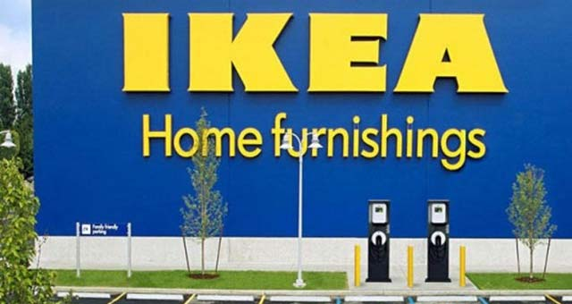IKEA-EV-Charging