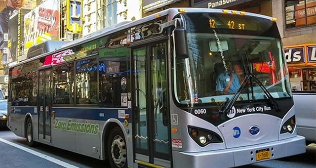 BYD-Electric-BUS-NYC