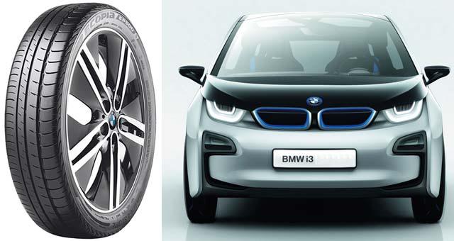 Bridgestone-BMW-i3
