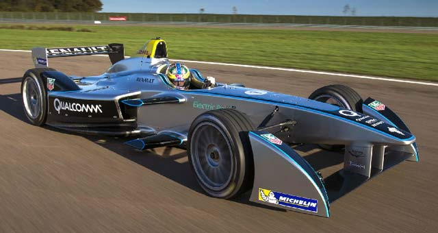 The Technical Specifications Of Formula E Cars