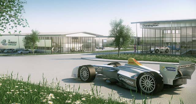 Formula-E-Headquarters