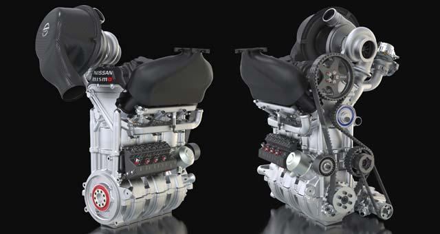 Nissan-ZEOD-RC-Engine