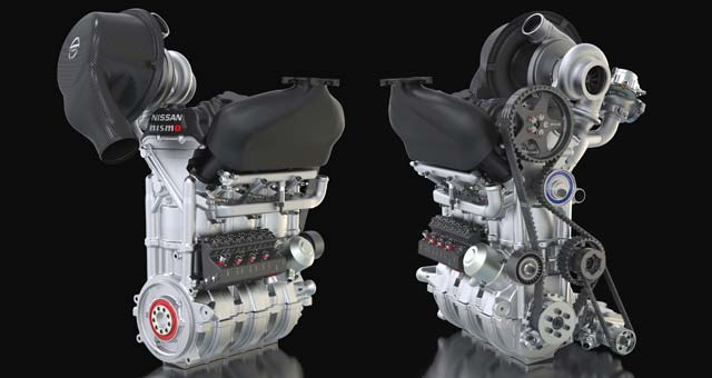 Nissan-ZEOD-RC-Engine
