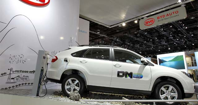 BYD-Electric-SUV