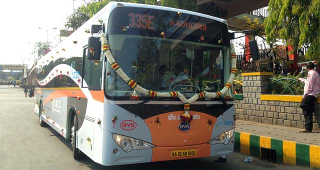 BYD-Electric-Bus-India