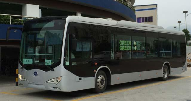 Dalian-BYD-Electric-Bus