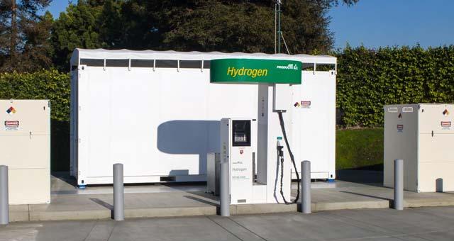 Fast-Fill-Hydrogen-Refueling-Station