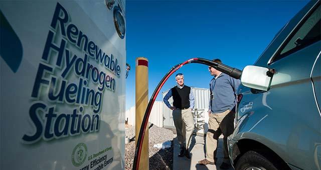 NREL-Hydrogen-fuel-cell