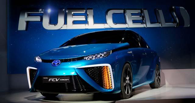 Toyota-FCV
