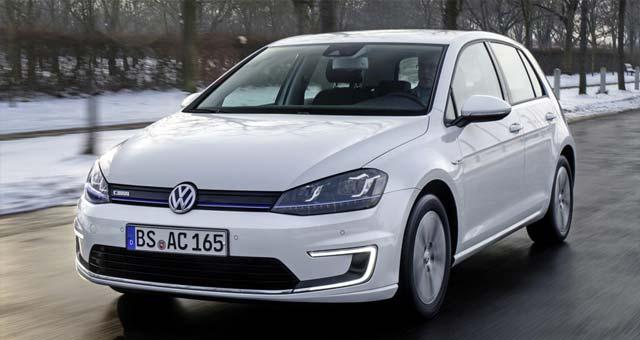 Volkswagen-e-Golf
