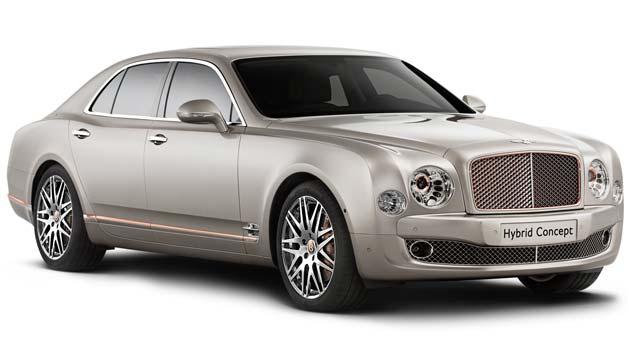 Bentley-Hybrid-Concept