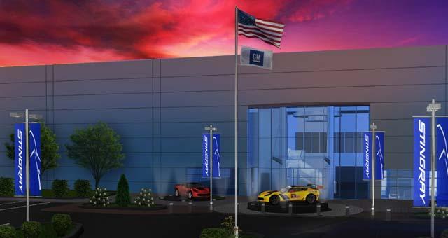 GM-Race-Engine-Center
