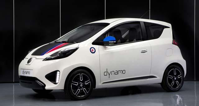 MG-Dynamo