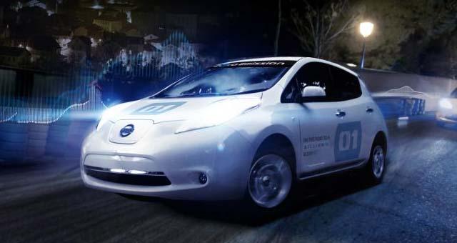 Nissan-Leaf-Silent-Ride