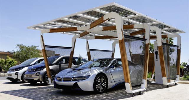 BMW-Solar-Carport-Concept