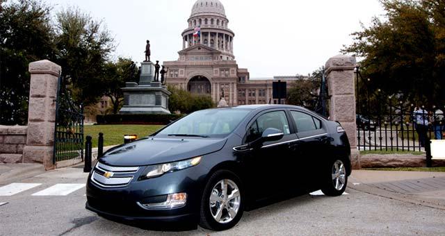 Texas-electric-vehicle-tax-credit