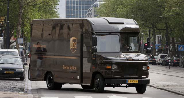 UPS-Rotterdam