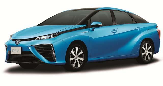 Toyota-Fuel-Cell-Sedan