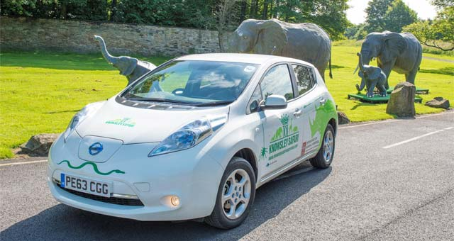 Nissan-Leaf-Knowsley-Safari