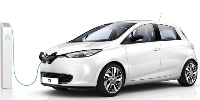 Renault-ZOE-Wall-Box