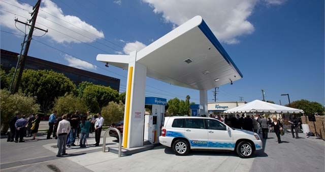 Linde-California-Hydrogen-Station