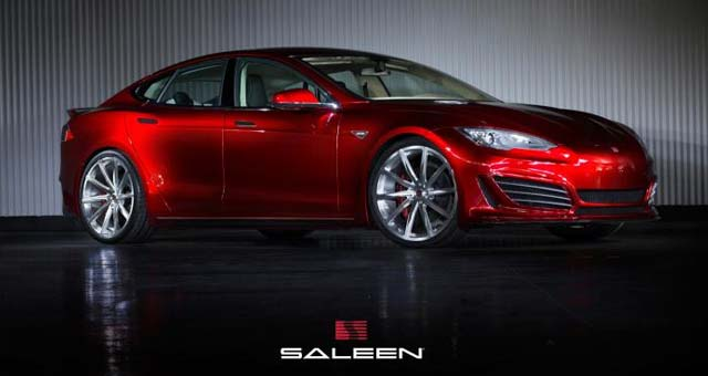 Saleen-FOURSIXTEEN