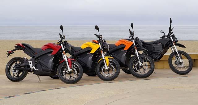 2015-Zero-Motorcycles-Lineup