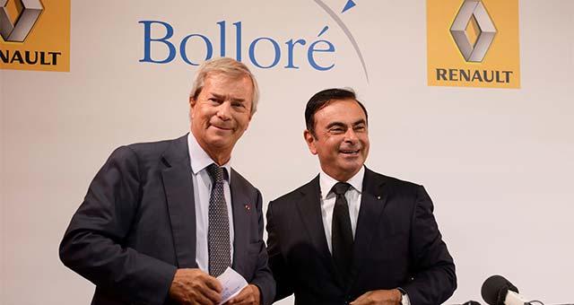 Renault-Bollore