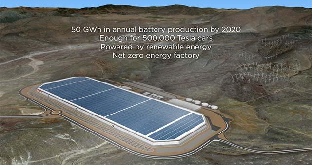 Tesla-Gigafactory-Nevada