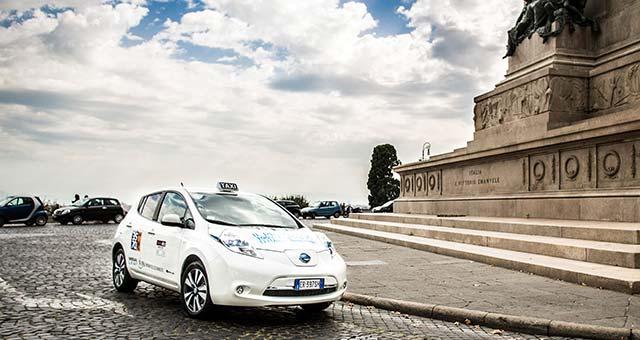 Leaf-Taxi-Rome