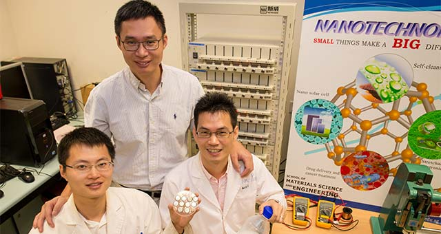 NTU-researchers