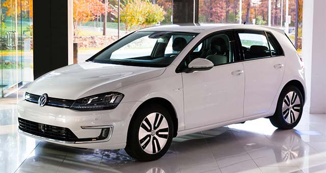Auctioned-e-golf