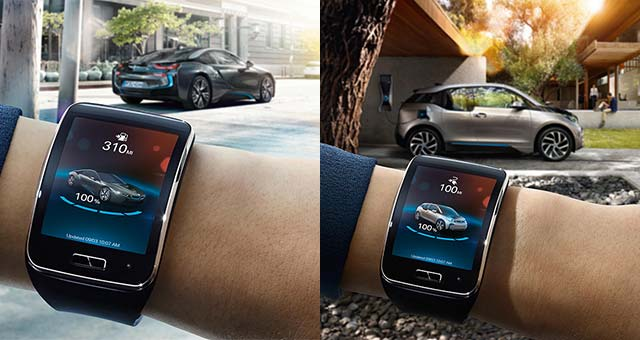 BMW i Remote App a Winner in the CES Innovation Awards 2015