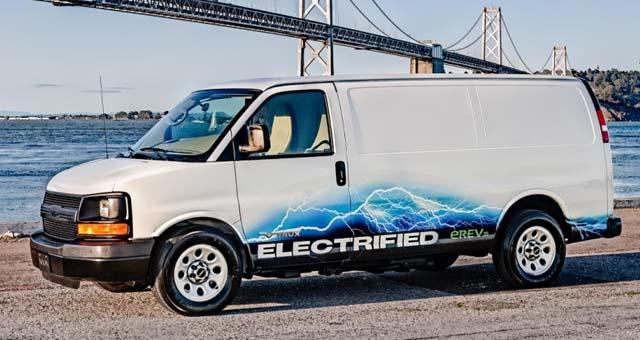 Via-Motors-eRev-Van