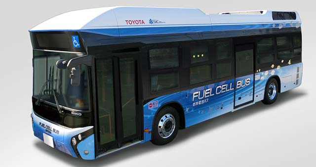 Toyota-Hino-Fuel-Cell-Bus