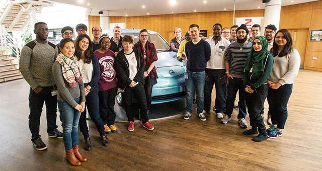 Nissan-Aston-University