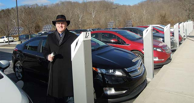 PowerPost-Electric-Vehicle-Charging-Stations