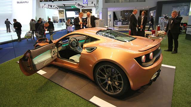 Artega Comes Back With All Electric Vehicle Lineup At
