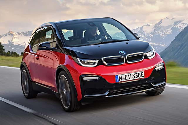 Updated 2018 Bmw I3 Announced Sportier I3s Added To Lineup