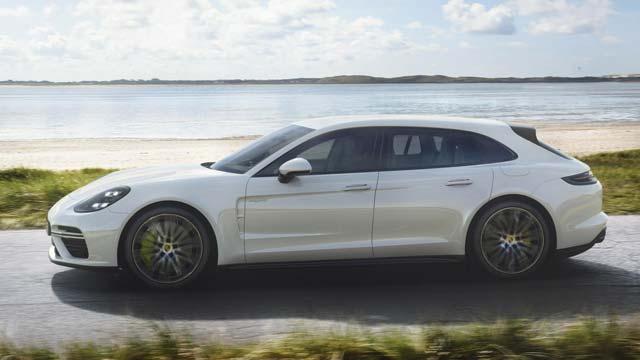 c1d7d29788 Porsche unveils Panamera Turbo S E-Hybrid Sport Turismo